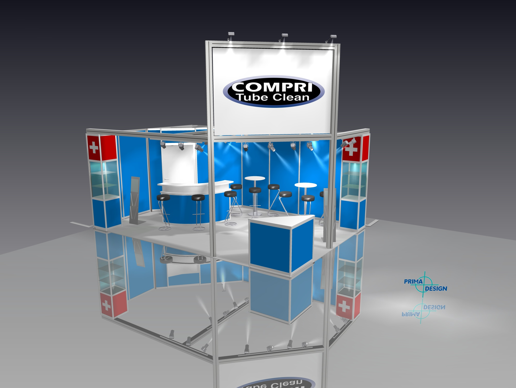Exhibition Stand Application Form : Exhibition from tube clean gmbh